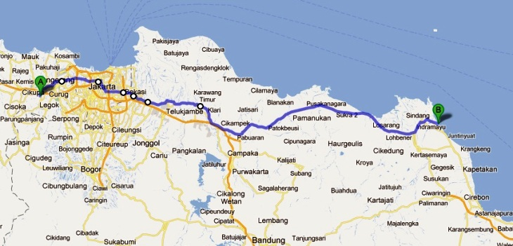 Pantai Balongan Indramayu - PROLEEVO.COM