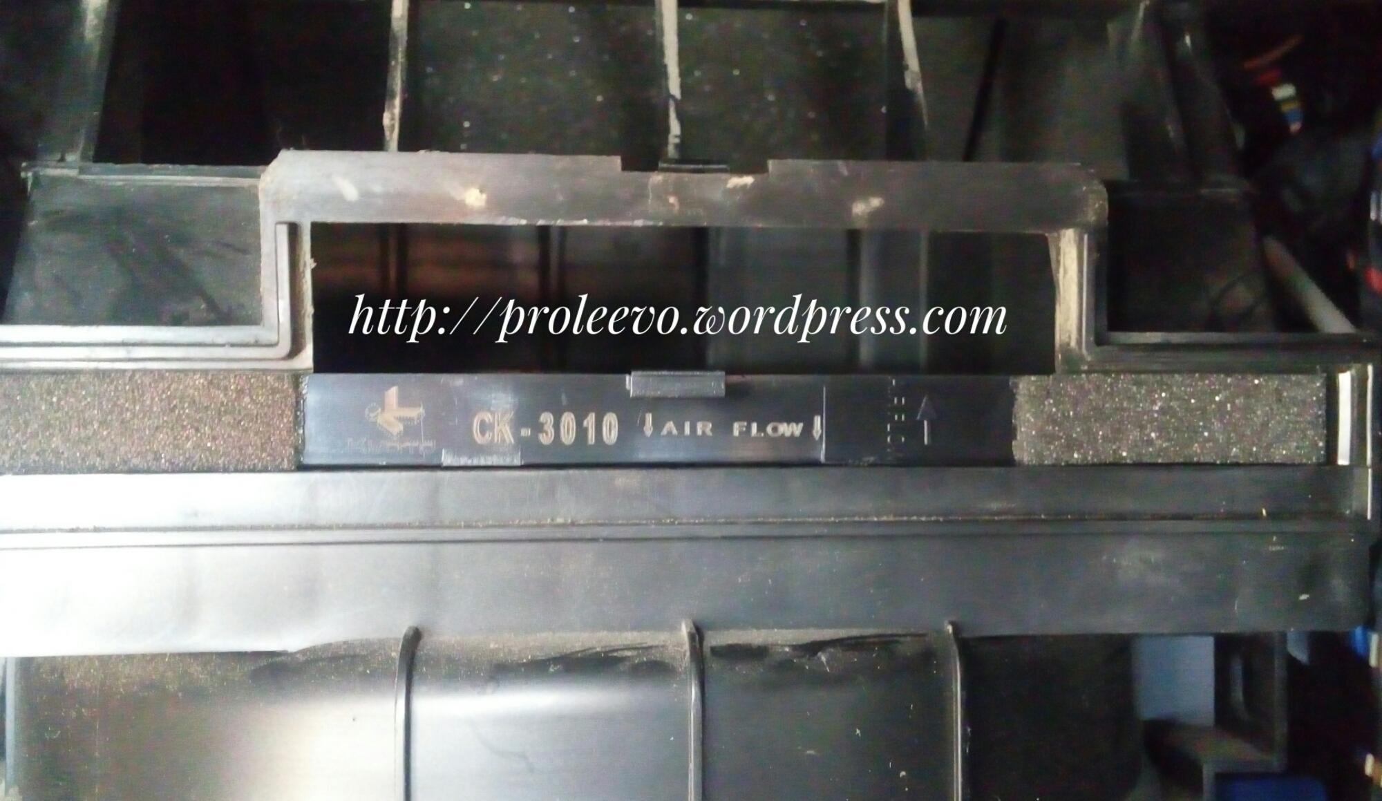 [Tutorial] Mengembalikan Hembusan & Kesegaran Udara AC New Picanto Cukup Rp. 65.000