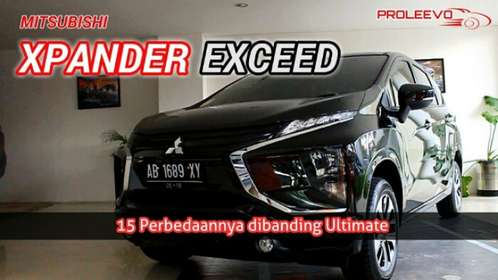 Xpander exceed 15 bedanya dibanding ultimate proleevo com for Exterior xpander ultimate